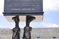 barefoot mailman detail